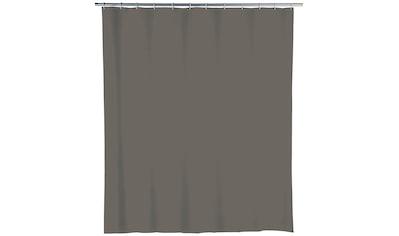 WENKO Duschvorhang »Mouse Grey« Breite 200 cm kaufen