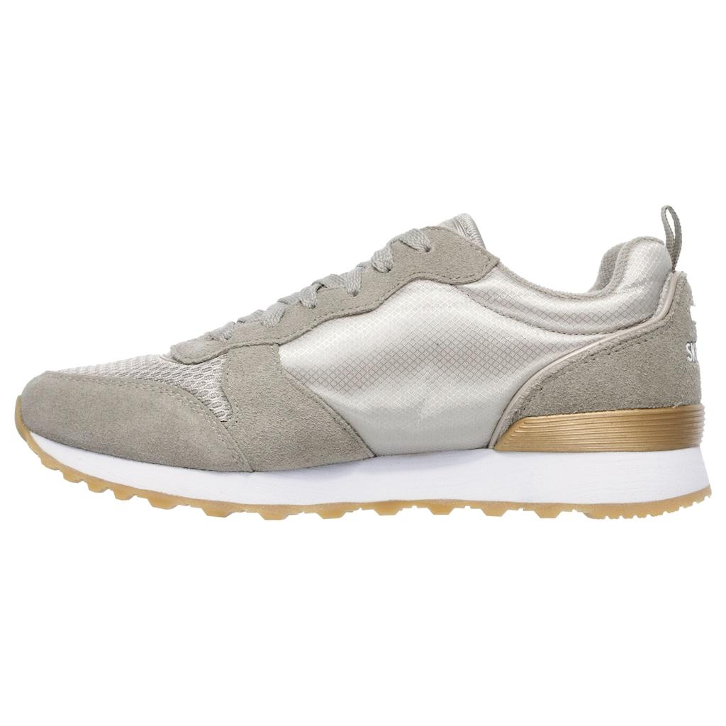 Skechers Sneaker »GoldfarbenN Gurl«, mit Memory Foam