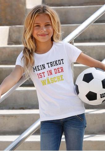 Arizona T - Shirt »Fussballshirt« kaufen