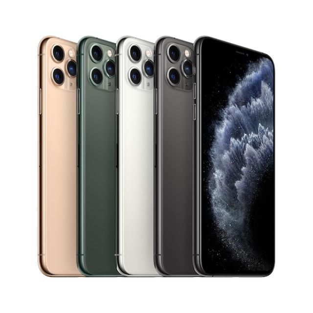 iPhone 11 Pro Max, Apple, »Smartphone 256 GB 6,5 Zoll«
