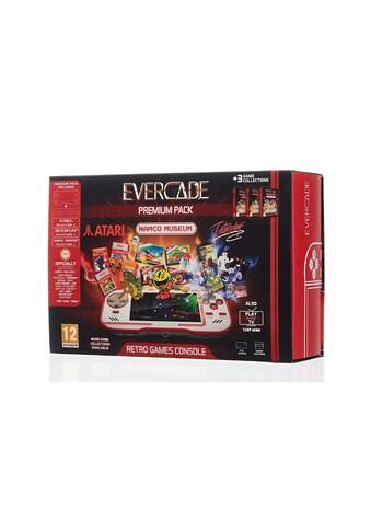 Blaze Retro Konsole »Evercade«, (Premium Pack) kaufen