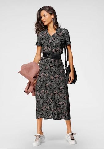 Laura Scott Jerseykleid, in modischer Midi-Länge - NEUE KOLLEKTION kaufen