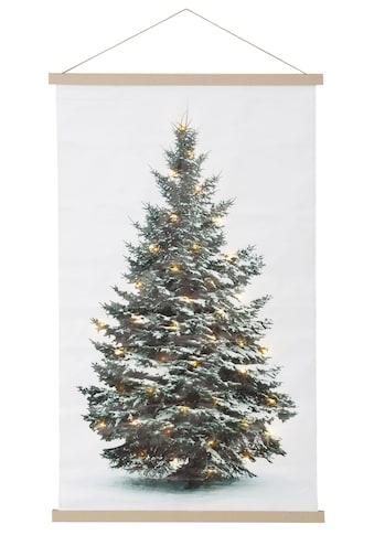 Home affaire LED-Bild »Wandbehang«, (1 St.), Höhe ca. 107 cm kaufen