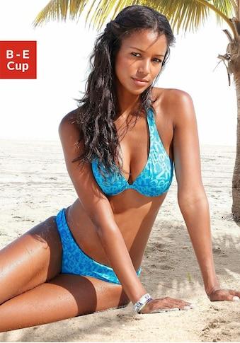 Venice Beach Bügel - Bikini - Top »Karibik« kaufen