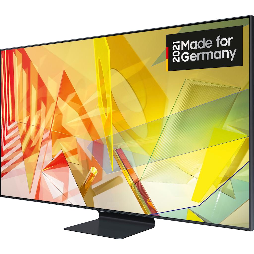 "Samsung QLED-Fernseher »GQ55Q90TGT«, 138 cm/55 "", 4K Ultra HD, Smart-TV"