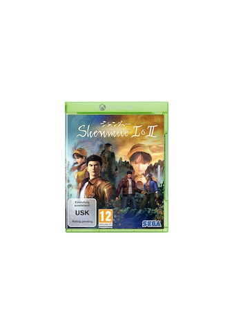 Shenmue I & II, DEEP Silver kaufen