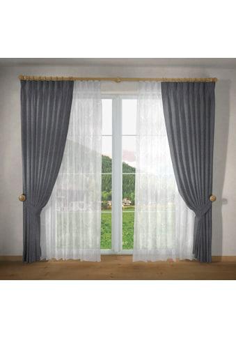 VHG Vorhang nach Mass »Una«, Breite 135 cm kaufen