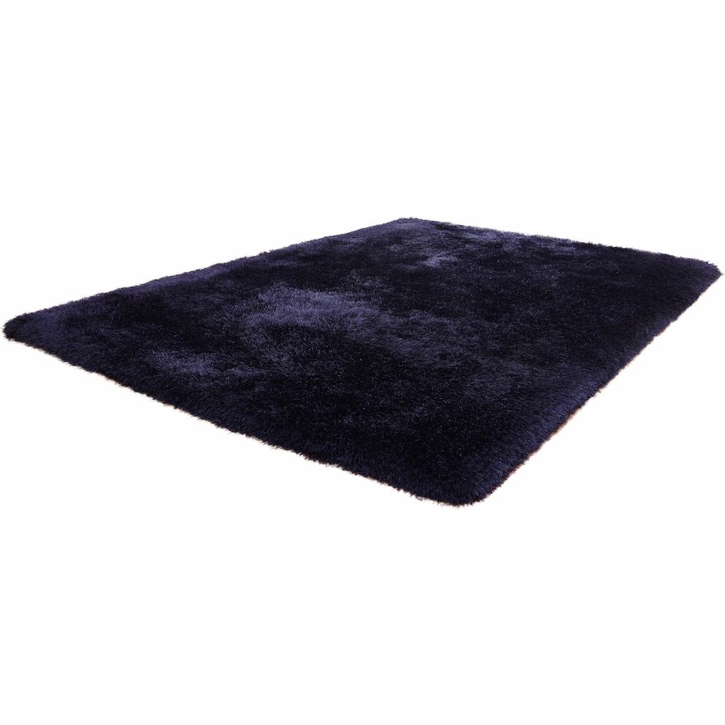 Kayoom Hochflor-Teppich »Cosy«, rechteckig, 80 mm Höhe, Besonders weich durch Microfaser, Wohnzimmer