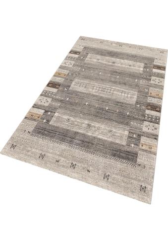 merinos Teppich »Milano 1450«, rechteckig, 10 mm Höhe, In- und Outdoor geeignet, Wohnzimmer kaufen