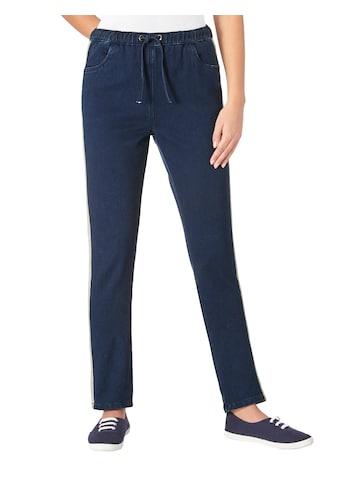 Classic Basics Jeans in modischer Waschung kaufen