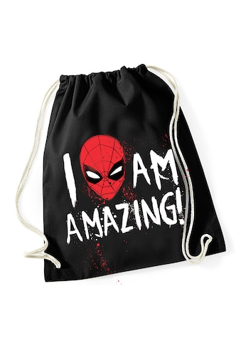 MARVEL Turnbeutel »Marvel Spiderman Amazing Gym Bag« kaufen
