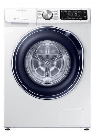 Waschmaschine, Samsung, »WW6800, WW90M645OBW/WS, 9kg A+++ QDrive« kaufen