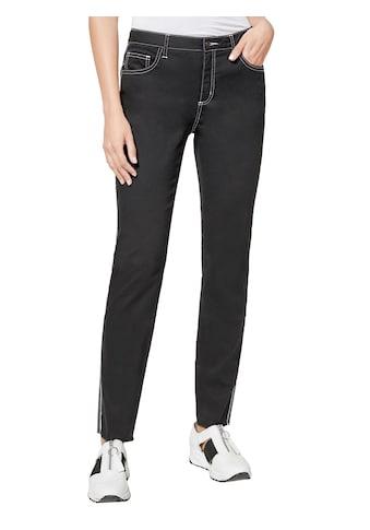Creation L Jeans mit schmaler Paspelierung entlang der Seitennähte kaufen