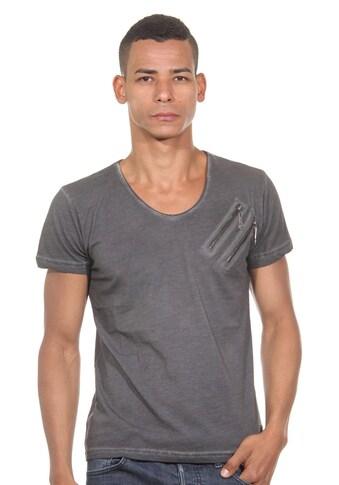 R - NEAL T - Shirt Rundhals slim fit kaufen