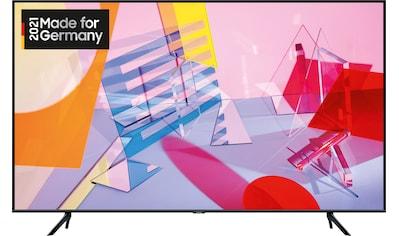 "Samsung QLED-Fernseher »GQ50Q60TGU«, 125 cm/50 "", 4K Ultra HD, Smart-TV kaufen"