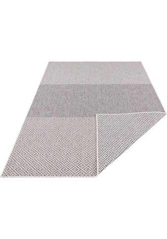 bougari Teppich »Borneo«, rechteckig, 5 mm Höhe, In- und Outdoor geeignet, Wendeteppich, Wohnzimmer kaufen