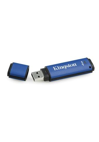 Kingston USB-Stick »Data Traveler Vault Privacy USB 3.0 4 GB«, ( USB 3.1... kaufen