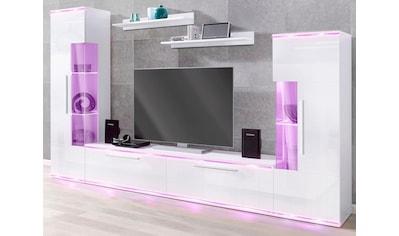 TRENDMANUFAKTUR Wohnwand »Dorian« (Set, 5 - tlg) kaufen