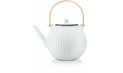 Bodum Teekanne »Douro 1.5 l, Weiss« kaufen