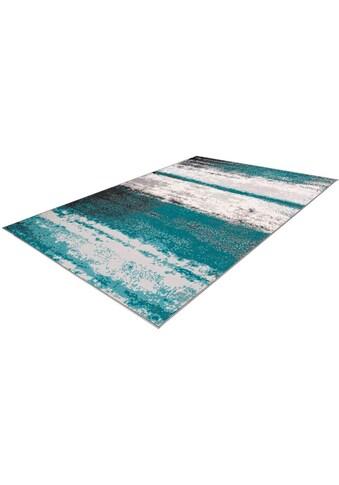 Teppich, »Esperanto 525«, Kayoom, rechteckig, Höhe 10 mm, maschinell gewebt kaufen