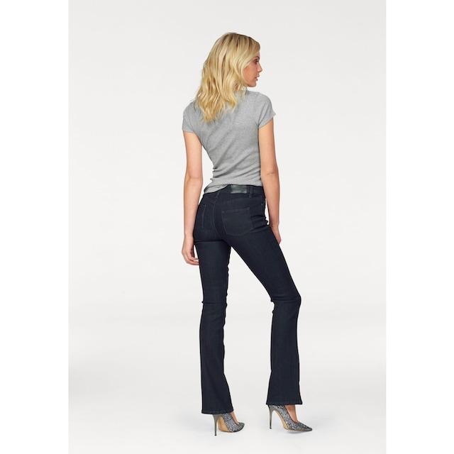 Arizona Bootcut-Jeans »Baby Bootcut«