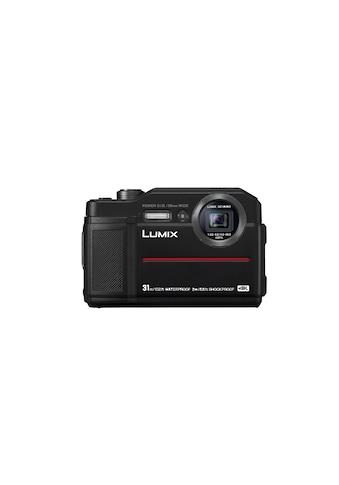 Fotokamera, Panasonic, »DCFT7EGK  schwarz« kaufen