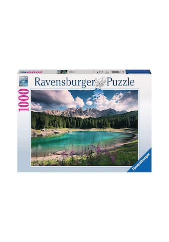 Ravensburger Puzzle »Dolomitenjuwel« kaufen