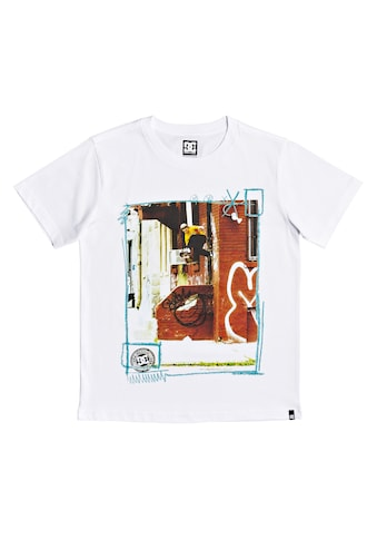 DC Shoes T - Shirt »Funk Footplant« acheter