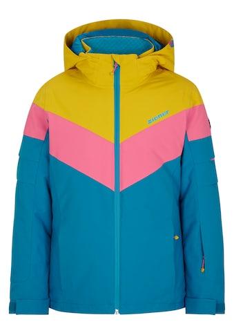 Ziener Skijacke »ALJA Junior« kaufen