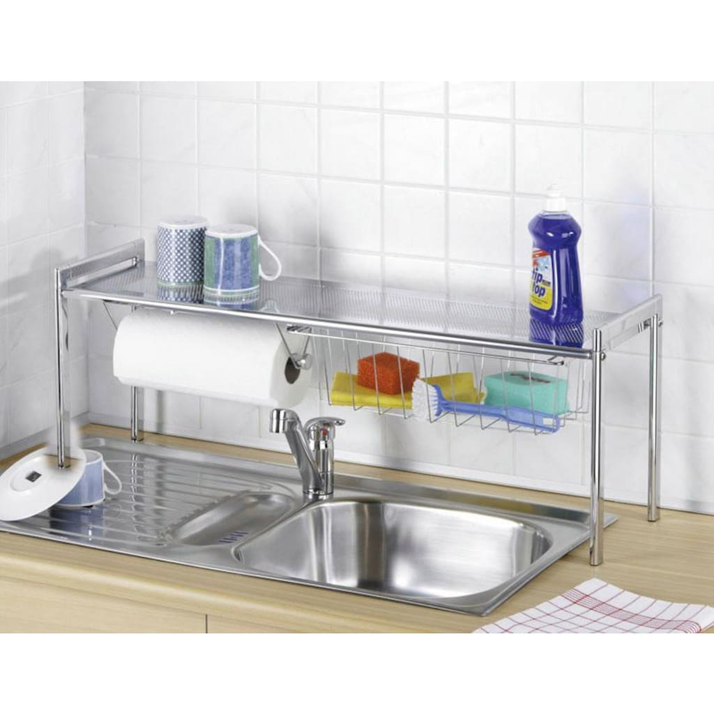 WENKO Küchenregal »Exquisit«, für die Spüle