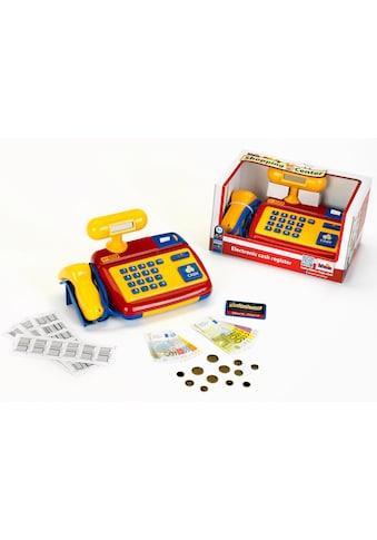 Klein Spielkasse »Elektronische Kasse mit Scanner« kaufen