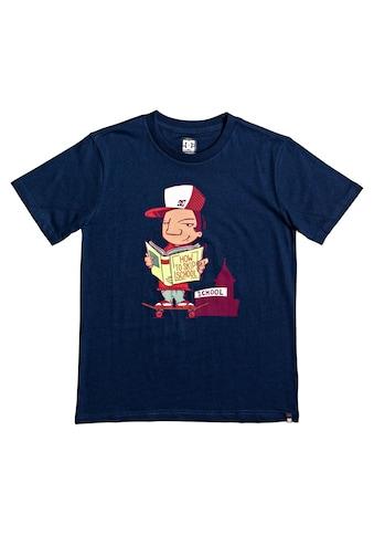 DC Shoes T - Shirt »Skip School« kaufen
