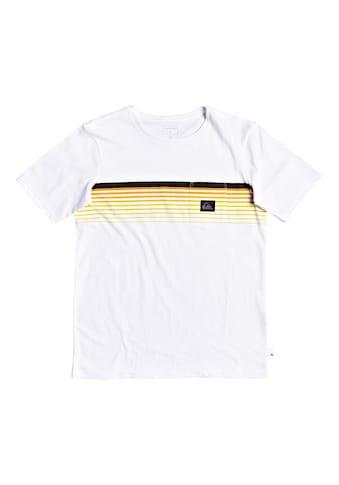 Quiksilver T - Shirt »Slab« acheter