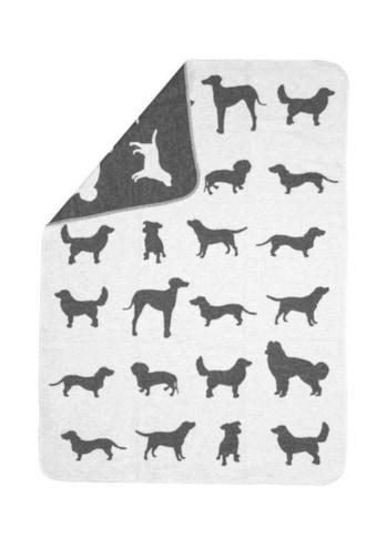 "DAVID FUSSENEGGER Tierdecke, Hunde, kuschelige Tierdecke ""Hunde allover"" - Made in... kaufen"
