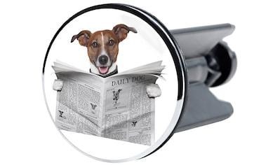 Sanilo Waschbeckenstöpsel »Newspaper«, Ø 4 cm kaufen