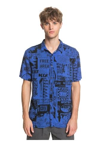 Quiksilver Kurzarmhemd »Fluid Geo« kaufen