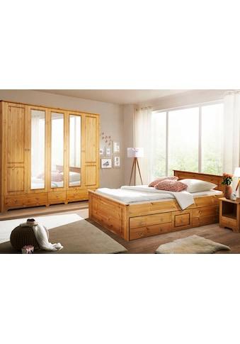 Home affaire Schlafzimmer - Set »Hugo« (Set, 4 - tlg) kaufen
