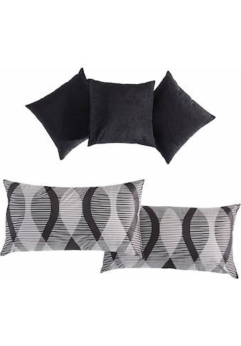 Westfalia Schlafkomfort Kissen - Set (5 - tlg.) kaufen