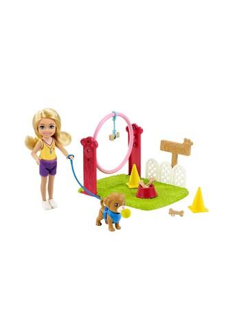 Barbie Anziehpuppe »Hundetrainerin« kaufen