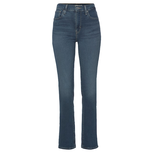 Levi's® Straight-Jeans »724 High Rise Straigth«