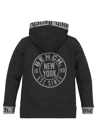Bench. : T - shirt en sweat à capuche acheter