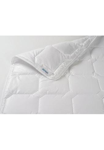Kyburz Einziehdecke »Clean 95° Junior«, Füllung 100% Polyester-Softbausch-Hohlfaser-Vlies, Bezug 100% Baumwolle, (1 St.) kaufen