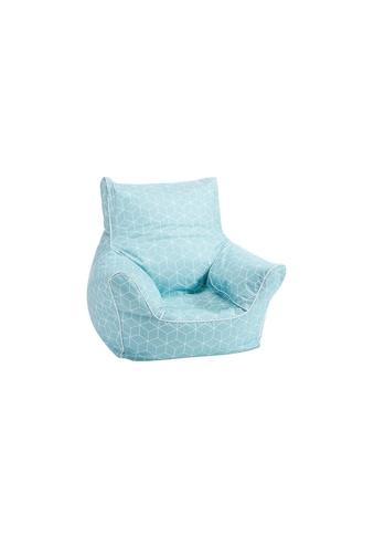 Knorrtoys® Sitzsack »Kindersitzsack Mint mit Geo Würfel« kaufen