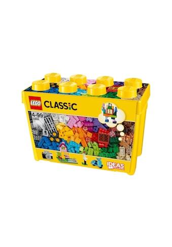 LEGO® Spielbausteine »Classic Grosse Bausteine-Box«, (790 St.) kaufen