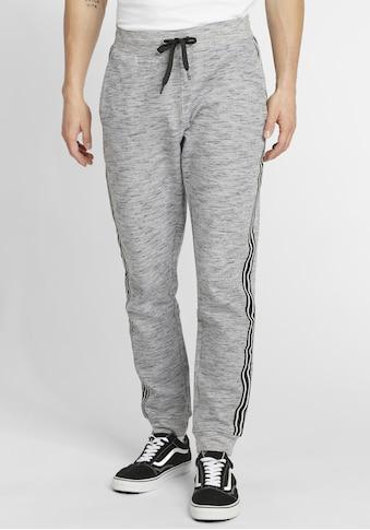Solid Jogginghose »Galman«, Lange Sweatpants mit Galonstreifen kaufen