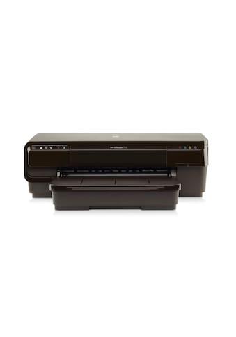 Drucker, HP, »OfficeJet 7110« kaufen