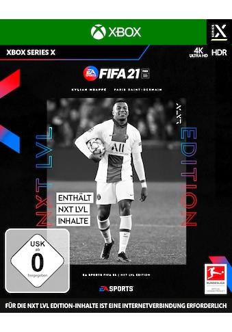 Electronic Arts Spiel »FIFA 21 Next Level Edition«, Xbox Series X kaufen
