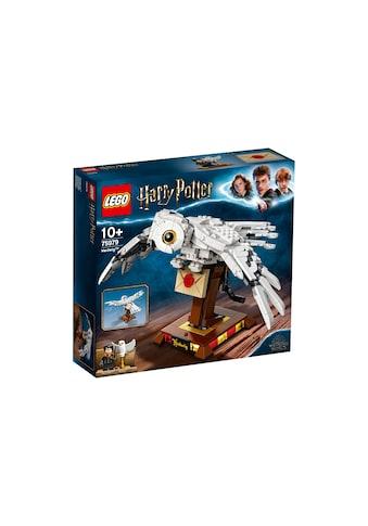LEGO® Spielbausteine »Harry Potter Hedwig« kaufen