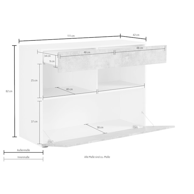 LC Sideboard »Sorano«
