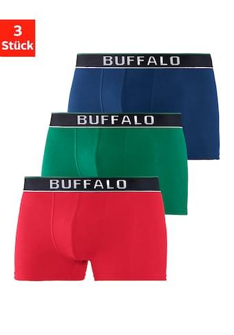 Buffalo Boxer, (3 St.), Webbund im College Design kaufen
